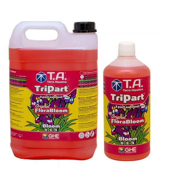 1 L/5 L TriPart Bloom by TA/Terra Aquatica (Original FloraBloom by GHE)Terra Aquatica