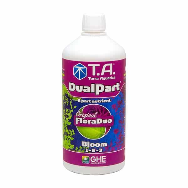 1 L DualPart Bloom by TA/Terra Aquatica (Original FloraDuo by GHE)