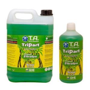 1 L TriPart Grow by TA/Terra Aquatica (Original FloraGro by GHE)Terra Aquatica