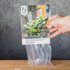 Nelson Garden Hållare för LED-ramp för Harvy 3 | LED-valaisimen ripustin | Holder for LED-lyslist | Hodler til LED-panel, 5608 (7312600056084)
