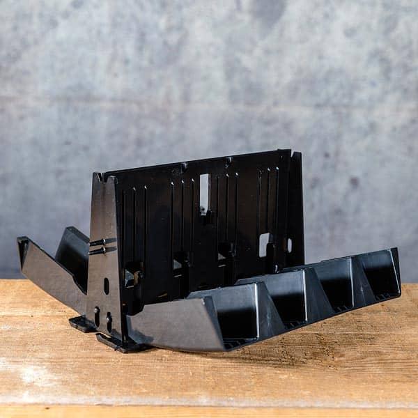 Nelson Garden Minidrivhus Rootmaster Svart | Pienoiskasvihuone musta | Minidrivhus sort - 5685 (7312600056855)