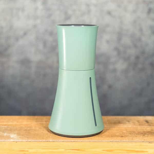 Botanium Självvattnande Kruka grön | Self-watering planter / pot, Laurel green, GrowZone.se Hydroponics