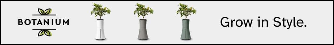 Internal Banner Ad Growzone.se - Botanium Selfwatering Planter