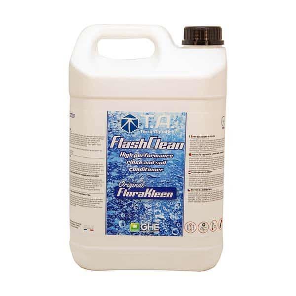 FlashClean 5 liter by TA/Terra Aquatica (FloraKleen by GHE), (3760172781837) GrowZone.se