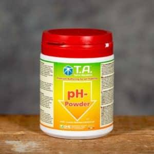 275 grams pH- / pH Minus Powder by TA/Terra Aquatica (GHE), 3760172781349