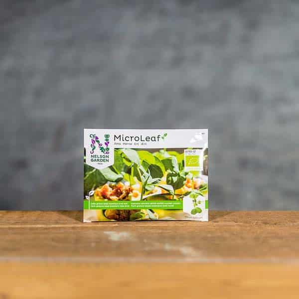 MicroLeaf Microgreens Ärta (Pisum sativum)   Herne   Ert   Aert   Pie, Nelson Garden, 56864 (7312600568648) Grow Zone Scandinavia