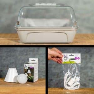 Microgreens Start kit 1, Grow Zone Scandinavia