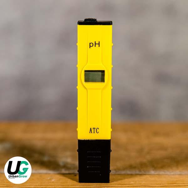 pH-meter | pH-mätare, Urban Grow UGPH1 by Grow Zone Scandinavia (growzone.se)